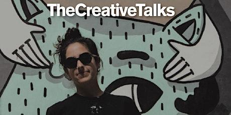TheCreativeTalks con Amaia Arrazola entradas