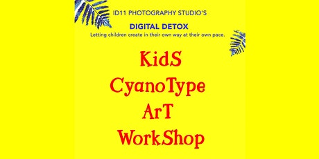 Children's Cyanotype Art Workshop tickets