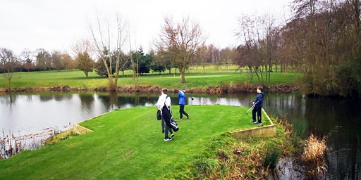 Class Golf Easter Holiday Camp