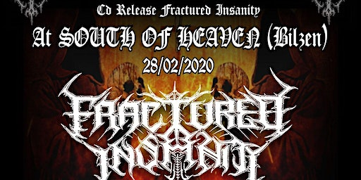 Fractured Insanity (cd release) - Tensor - Revealed