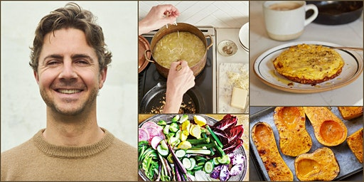 New Vegetarian Weeknight Staples, with Lukas Volger