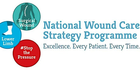 National Wound Care Strategy Industry Engagement Event 2 tickets