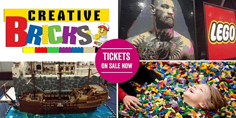 Creative Bricks - LEGO® Play Event tickets