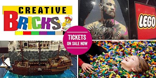 Creative Bricks - LEGO® Play Event