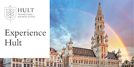 Experience Hult in Brussels tickets