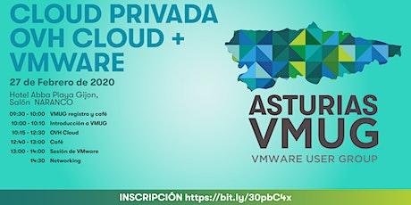 Cloud Privada- OVH Cloud + VMware entradas