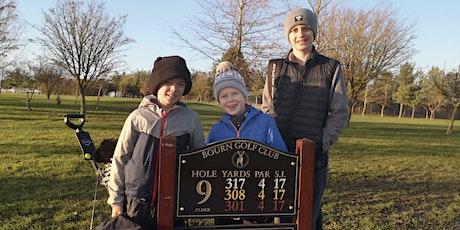Class Golf February Half Term tickets