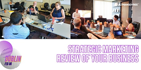 Strategy Clinic Dublin: Marketing & Strategic  review of your Business tickets