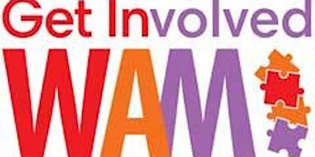 WAM Get Involved Basic Mental Health Awareness tickets