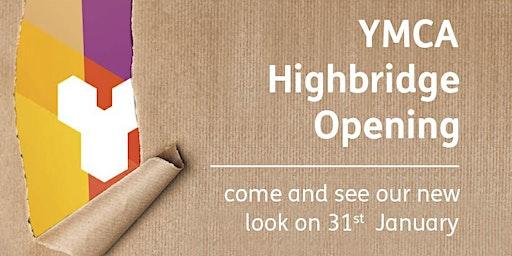 YMCA Highbridge Opening