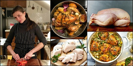 Mastering Chicken, with Chef Sylvia Becker tickets