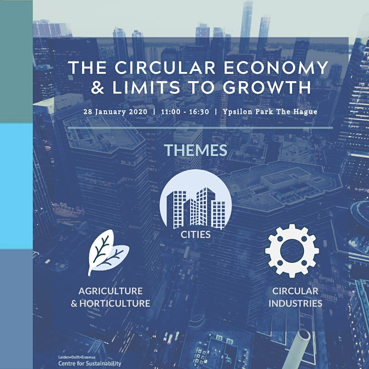 Afbeelding van The Circular Economy & Limits to Growth