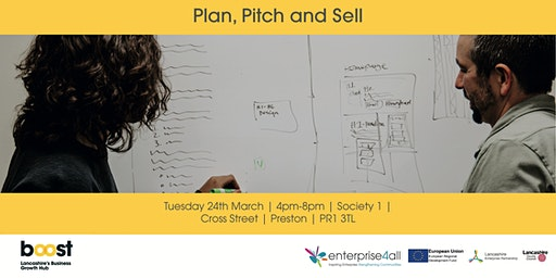 Plan, Pitch and Sell