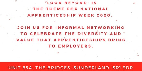 Networking Event - National Apprenticeship Week 2020 tickets