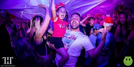 BFLF Falkirk LAUNCH - 'Neon Glow' theme DJ BOBBY PETTA