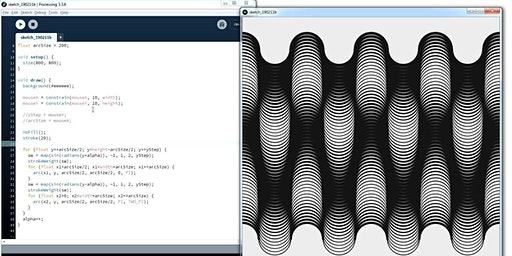 Processing - an introductory workshop