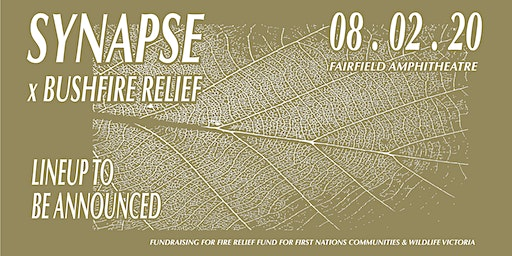 SYNAPSE X BUSHFIRE RELIEF DAY PARTY