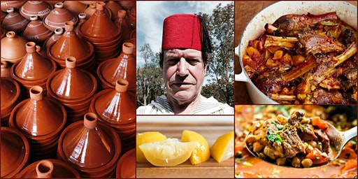 Moroccan Lamb Tagine, with Chef Michel Jean of Stissing House