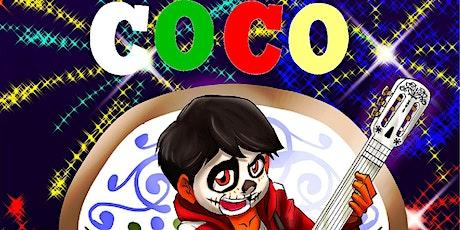 Recuérdame, Coco El Musical , en Santiago de Compostela entradas