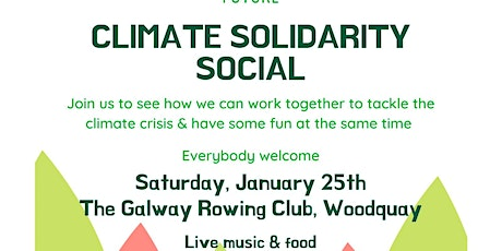 Climate Solidarity Social tickets