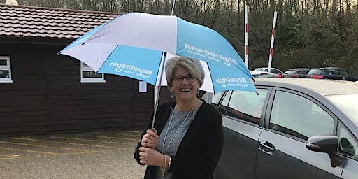 April Showers Sponsor a Brolly for Neuro DropIn Centre