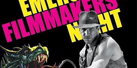 EMERGING FILMMAKERS -  ADVENTURE FILM NIGHT - Screenings+Q&As+Networking tickets
