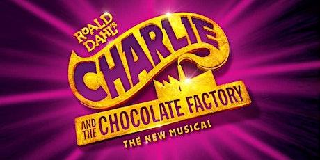Charlie en de Chocoladefabriek tickets