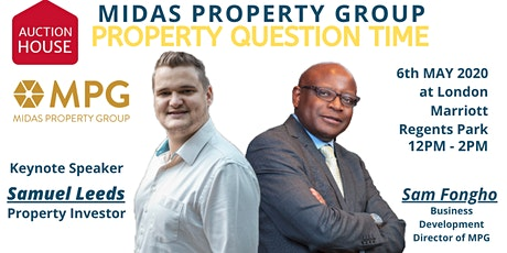 6th May 2020 Property Question Time  tickets