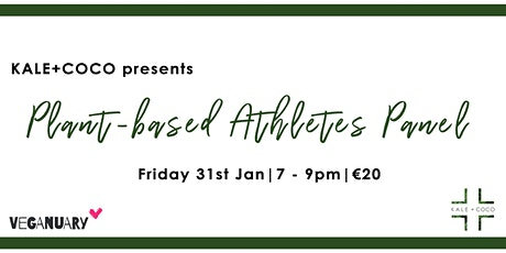 Plant-based Athletes Panel tickets
