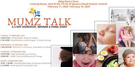 Mumz Talk tickets