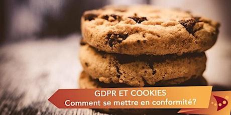 GDPR et Cookies - Comment se mettre en conformité? billets