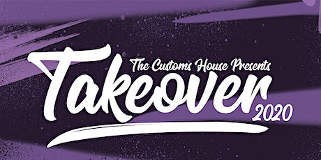 Takeover 2020 Launch tickets