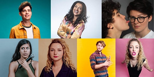 Comedians Talk About Their Feelings (London)