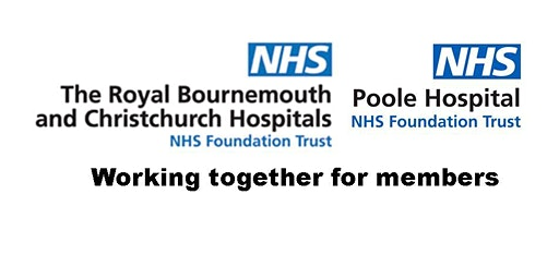 Poole and Royal Bournemouth  and Christchurch Hospitals' Event - FREE
