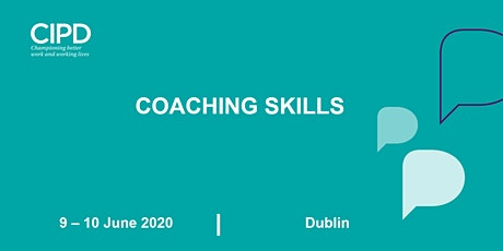 Coaching Skills tickets