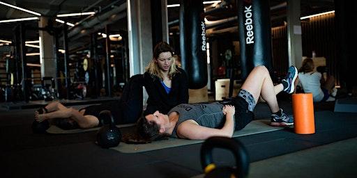 Vondelgym x Hoxton: Post & Prenatal Fitness w/ StrongHer