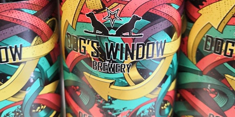 Tasting Session with Dog's Window Brewery tickets