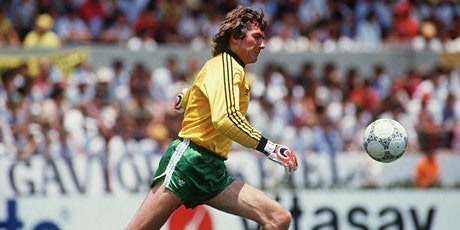 An Evening With Pat Jennings tickets