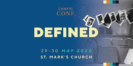 Chapel Conf. 2020 tickets