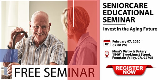Senior Care Educational Seminar