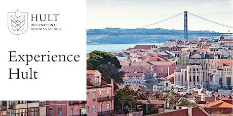 Experience Hult in Lisbon bilhetes