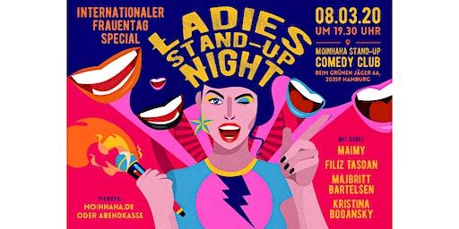 Ladies Stand-Up - Internationaler Frauentag Special