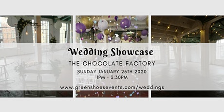 Chocolate Factory Wedding Showcase tickets