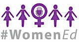 #WomenEd Spain  logo