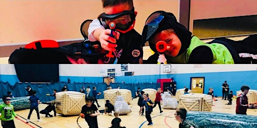 STIRLING FORTNITE THEMED NERF WARS SATURDAY 28TH OF MARCH
