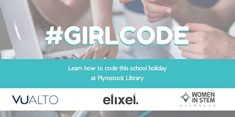 #GIRLCODE Plymouth tickets
