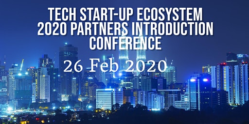 Tech startup ecosystem  2020  partners introduction conference.