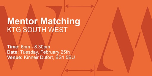 Kerning The Gap: South West mentor matching