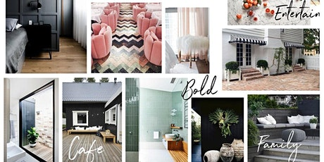 House to Happy Home - Vision Board Workshop - INTERIOR DREAMS INTO REALITY tickets