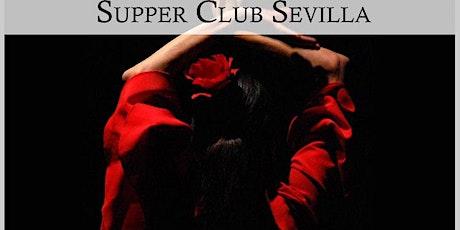 Supper Club Sevilla tickets